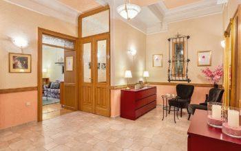 Prodej prvorepublikového bytu Praha 6 Bubeneč